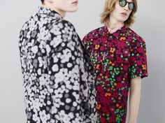 two pieces! menswear