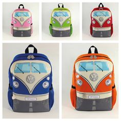 Brand new VW mini backpacks now in presale at www.coolvwstuff.com. Follow us for great VW deals and discounts!