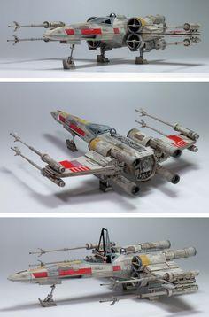 Incom Corporation: X-wing Starfighter Lego Star Wars, Star Wars Toys, Star Wars Art, Star Trek, Maquette Star Wars, Images Star Wars, Nave Star Wars, Star Wars Spaceships, Star Wars Vehicles