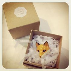 Fox Ring By GOOD AFTER NINE
