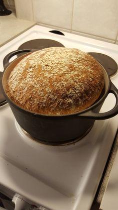 pataleipä - MUMMOBLOGI   Lily.fi No Salt Recipes, Tasty, Yummy Food, Food Gifts, Bread Baking, Food Inspiration, Nom Nom, Deserts, Food And Drink