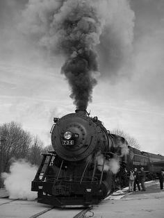 Steam Train, Western Maryland Scenic Rail Road by dnauheim, via Flickr