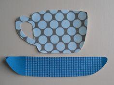 Applique mug rug tutorial