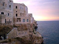 Polignano a Mare, Puglia. Casa