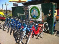 SEATTLE Beach Bike Rentals: Alki Kayak Tours $10/hour