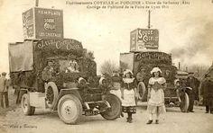 Hubo un tiempo en el que en muchas ferias de muestras, ferias universales o similares, se organizaban desfiles de vehículos publicitarios #ddbcuidalapublicidad #luxuryawards #adshistoryluxuryawards #luxuryawards2014 #centrodedocumentacionpublicitaria #historiadelapublicidad