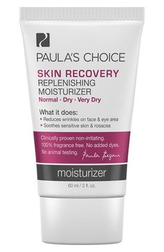 PAULA'S CHOICE 'Skin Recovery' Replenishing Moisturizer at Nordstrom.com 27€