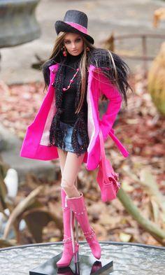Dauphine in pink | por laughon45