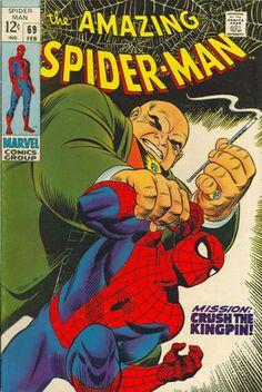 DAVE BULLOCK's Favorite Spider-Man Story