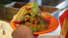 Tacos are an intrinsic part of Mexico, but one of its capital city's taco specialties has a Middle Eastern legacy.