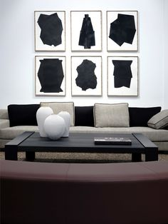 Christian Liaigre on Nicolas Heron Photography Christian Liaigre, Living Spaces, Living Room, Heron, Contemporary Interior, Interior Design, Throw Pillows, Wall Art, Photography