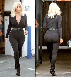 Baring It All! Kim K. Reveals Her Underwear in Tight, See-Through Pants Kim Kardashian accidentally flashed her underwear in tight, see-through pants on Monday, March in Los Angeles; see photos of her wardrobe malfunction Khloe Kardashian, Estilo Kardashian, Sheer Pants, Botas Sexy, Jenner Style, Sensual, Celebrity Style, Tights, Leggings