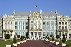 Catherine's Palace, St.Patersburg, Russia
