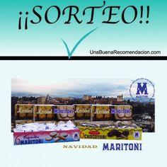 SORTEO DE NAVIDAD: LOTE MANTECADOS Y PRODUCTOS DE MARITOÑI
