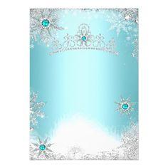 Invitación Décimo quinto azul 2 de la plata del país de las