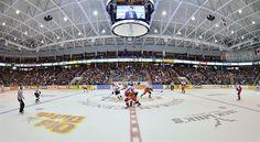 Hockey Game, Guelph, Ontario, Canada