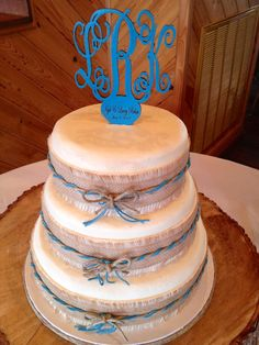 Denise S Bakery Cake Design Akademie : ideas for denise s wedding cake on Pinterest Rustic ...