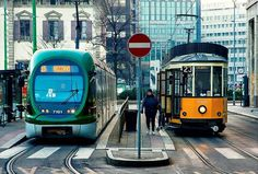Franco Fontana, Light Rail, Milan Italy, Places, Bella, Bullet Journal, Twitter, Building Information Modeling, Italia