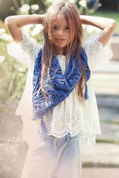 Twinset Girl SS 15, primavera verano para niñas