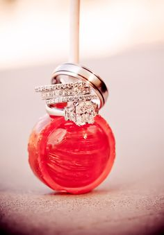 photo by Los Angeles based wedding photographer Jay Lawrence Goldman - ring detail