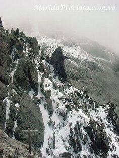Pico Espejo en Mérida/ Espejo peak in Merida.Venezuela aca estube