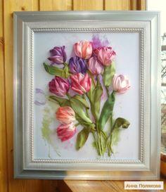 (3) Gallery.ru / Фото #1 - Весна рисует нам цветы... МК - Anneta2012
