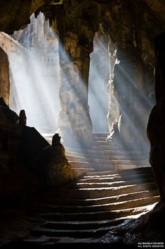 Khao Luang Caves, Phetchaburi (Phetburi), Thailand. A complex of three caves housing numerous Buddha images and pagodas, many put in place by King Rama IV. Photograph,  C. FergusonCFI_KhaoLuangCaves.jpg
