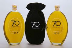 "Packaging of the World: Creative Package Design Archive and Gallery: 70""Evdominda"" Gourmet Extra Virgin Olive Oil PD"