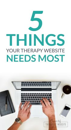 "The truth is creating a website that actually attracts new business is an involved process. There are so many factors that play into the success of a website. Because I've talked to so many different therapists about this topic, I wanted to share the five most important secrets to creating a fruitful therapy site."" Check out the guest post from @CounselingWise"
