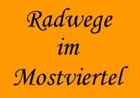 Mostviertel Radwege Logos, Bike Trails, Bike Rides, Hiking, Vacation, Viajes, Logo