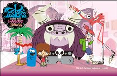 Foster's Home for Imaginary Friends | Community Post: The Best Disney Channel, Nickelodeon, And Cartoon Network Shows!