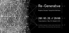 Re-Generative by Gergely Bogányi, via Behance Initial Letters, Trance, Initials, My Style, Trance Music