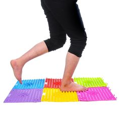 1 pcs eco-friendly plate fingerplate foot massage pad acupressure mat Super-hard ultra-pain 40*28cm #Affiliate