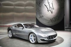 Maserati's New Alfieri has been affirmed to hit the roads in 2018 bringing an end to Porsche 911 legacy.