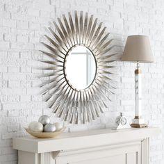 Uttermost Sedona Mirror - 42 diam. in. - Mirrors at Hayneedle