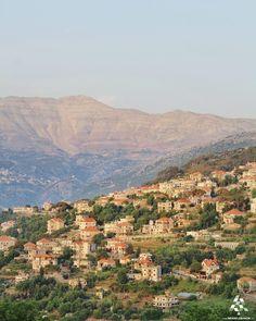 Dhour Choueir in a beautiful shot💚 By @buddcorp #WeAreLebanon  #Lebanon