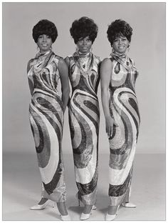 Diana Ross & The Supremes - Mary, Diana, Cindy