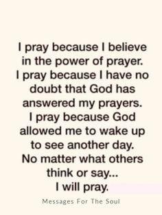 Prayer Verses, Faith Prayer, God Prayer, Prayer Quotes, Bible Verses Quotes, Faith Quotes, True Quotes, Scriptures, Gratitude Quotes