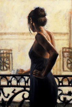 Love, Love, Love this artist...Fabian Perez
