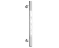 Pull handle Moscow / INOX / Made in Italy by Pasini metals productions