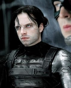 OMG! Bucky look so fabulous!!!