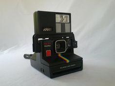 Polaroid TimeZero OneStep Land Camera with Detachable by vintapod, $32.00