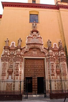 Sevilla Los terceros