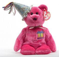 January (birthday) - 2nd series - Ty Beanie Babies 063e9e9f5a87
