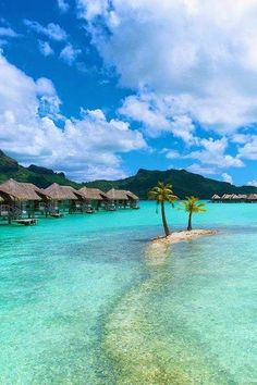 Bora Bora.. been there and I'm dreaming of the day till I'm there again..