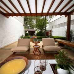 Terraços  por MeyerCortez arquitetura & design