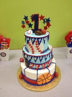 Eight Year Old Boy Birthday Cakes
