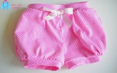 The Butterscotch Bloomers - PDF Pattern Candy Castle, Leg Cuffs, How To Make Clothes, Rolled Hem, Baby Sewing, Short Girls, Boho Shorts, Gym Shorts Womens, At Least