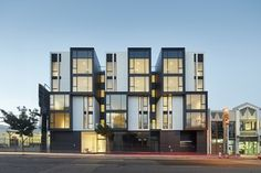 Hunters View Housing Blocks 5&6 | Architect Magazine | Paulett Taggart Architects, San Francisco, California, Multifamily, 2017 Residential Architect Design Awards, Residential Architect Design Awards, AIA - National Awards 2017, Residential Architect Design Awards 2017, Award Winners, Residential Projects, Awards, Architecture, Design, San Francisco-Oakland-Fremont, CA, AIA, American Institute of Architects