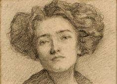 Ila Schütz, Self-Portrait